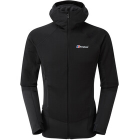 Berghaus Extrem 7000 Hoody Fleece Jacket Men Jet Black/Jet Black